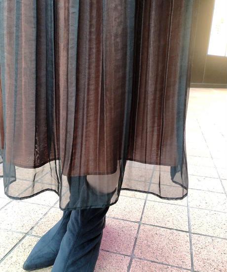 スカート〈ダブル〉