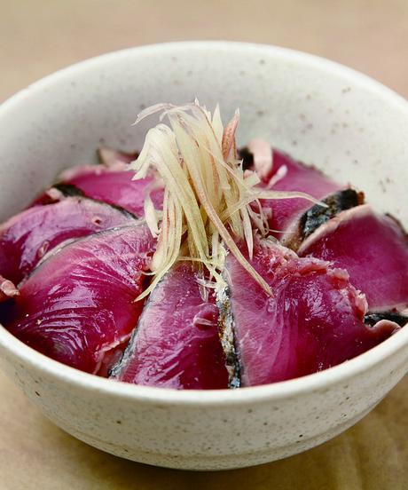 一日干と藁焼き鰹の塩たたきセット【冷凍便】