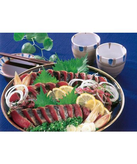 藁焼き鰹の塩たたきセット 約6~7人前【冷凍便】