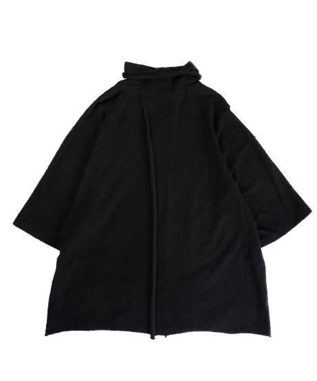 【予約販売】紺屋 High Neck(Half Sleeve) パイル天竺タイプ / 2021ss