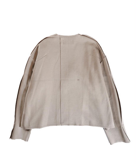 【予約販売】Moderate Pullover / 2021ss