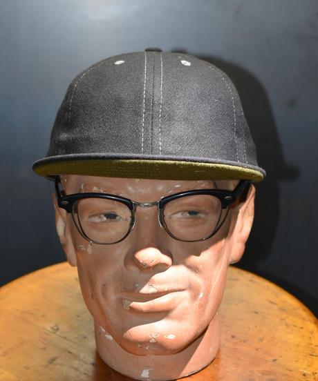 SOLID CAP 2(BLACK)