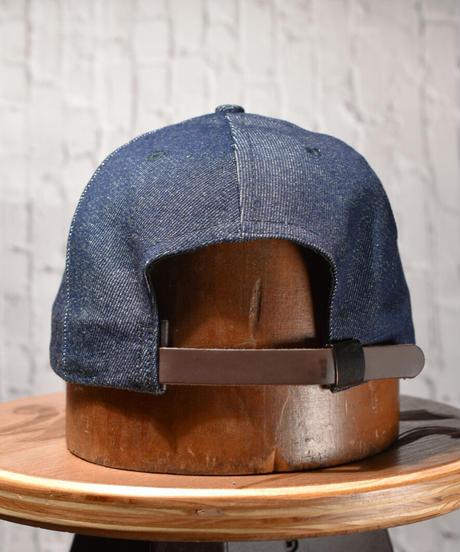 SOLID DENIM CAP