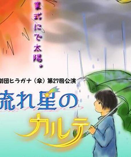 〈DVD〉Vol.17 『流れ星のカルテ』