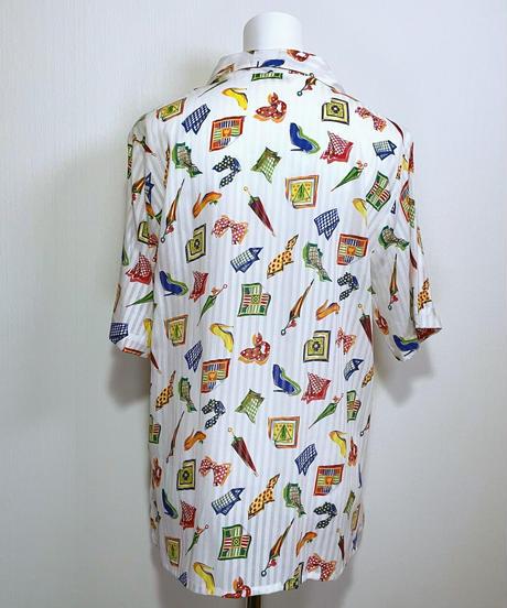 80年代 シャツ