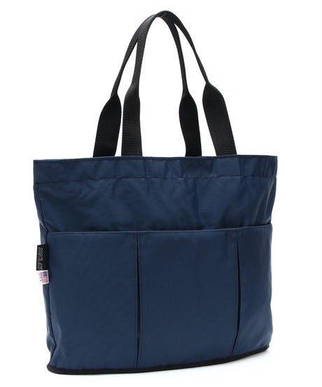 OVAL SHAPED TOTE BAG(Lサイズ) NAVY