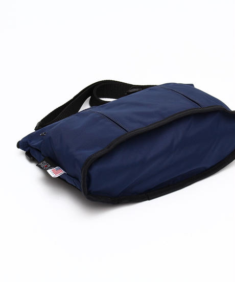 OVAL SHAPED BAG(Mサイズ)  NAVY