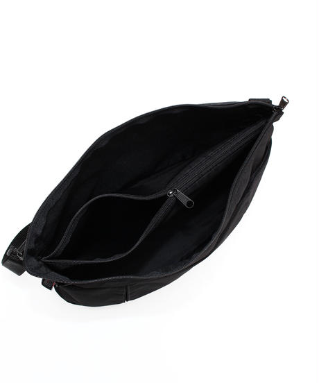 OVAL SHAPED BAG(Lサイズ) BLACK