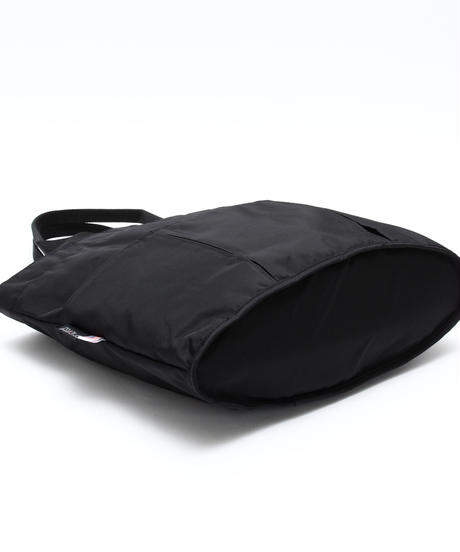 OVAL SHAPED TOTE BAG(Lサイズ) BLACK