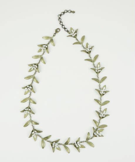 【MICHAEL MICHAUD】Flowering Myrtle ネックレス