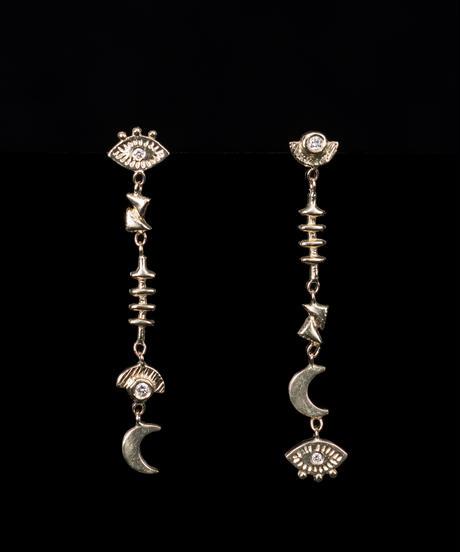 【LIO and LINN】K14  protectionjewelry <一点物>