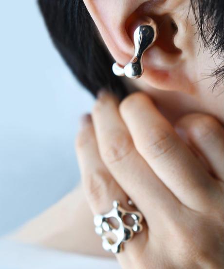 【hiro kawabata】SEA EAR CUFF SE041