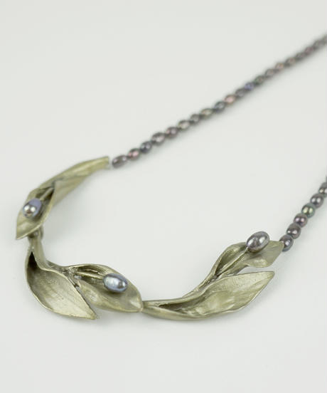 【MICHAEL MICHAUD】 HOSTA ネックレス