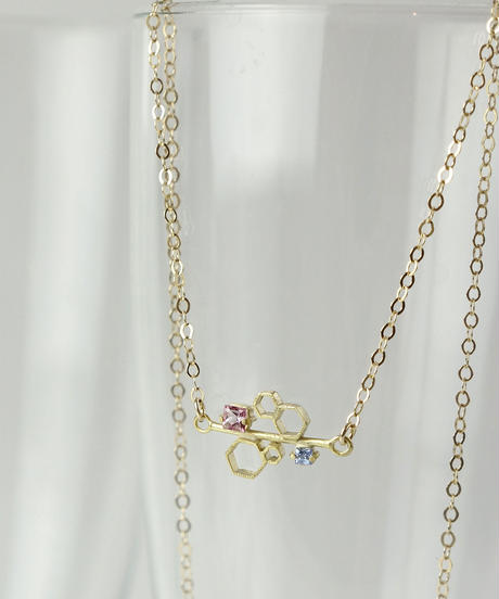 【ORNATEM】honey ネックレス