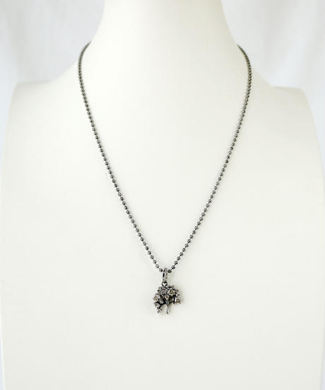 【MARGO MORRISON】ダイヤモンド ツリーモチーフ ペンダントトップ