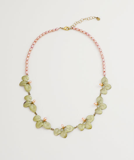 【MICHAEL MICHAUD】WATER LILY ネックレス