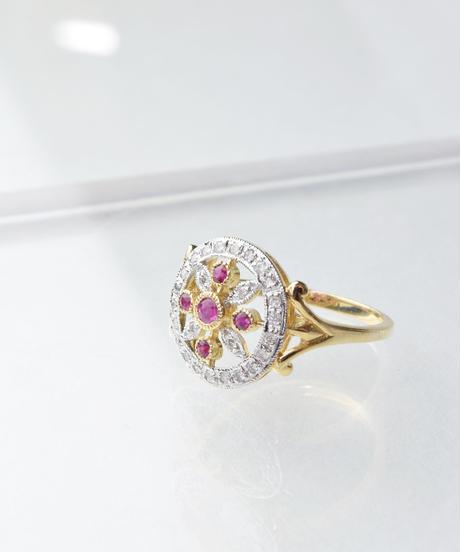 【LOIS】Felicia ルビー/ダイヤモンド