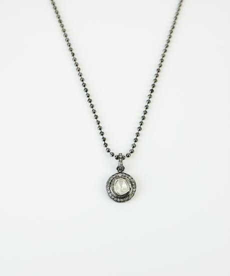 【MARGO MORRISON】ダイヤモンド ラウンドモチーフ ペンダントトップ