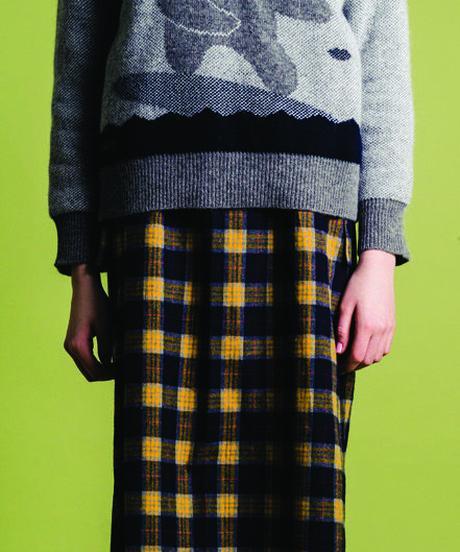 サーフィンコアラのセーター(grey)