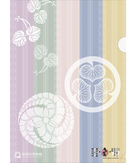 刀剣乱舞-ONLINE-描き下ろしイラスト ソハヤノツルキ A4クリアファイル