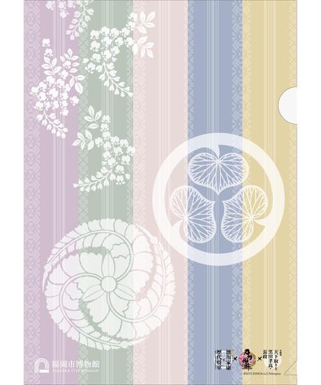 刀剣乱舞-ONLINE-描き下ろしイラスト 日本号 A4クリアファイル
