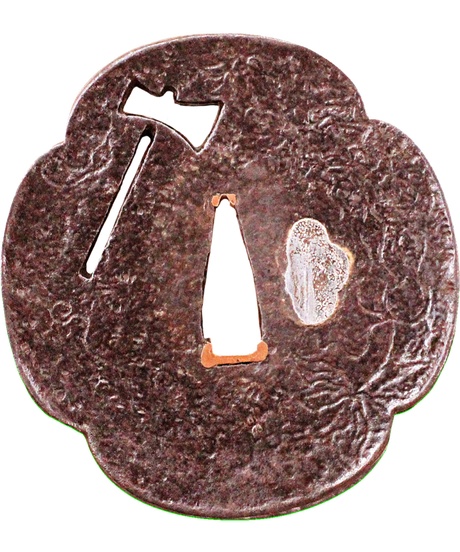 コースターセット[圧切長谷部 鍔](2種)