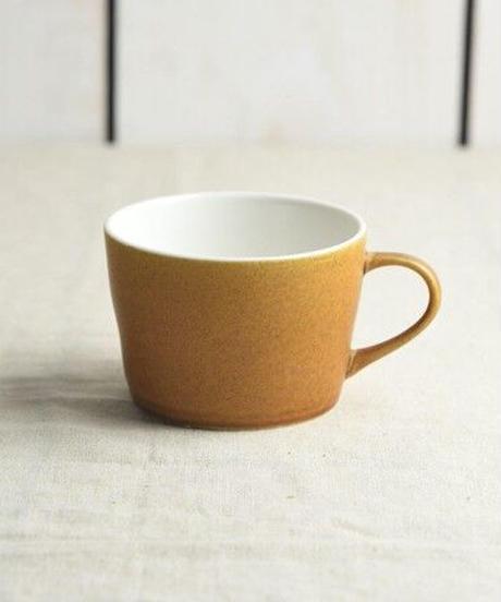コーヒーカップカラメルブラウン