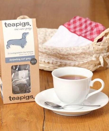 teapigs[ティーピッグス] 紅茶 アールグレイ