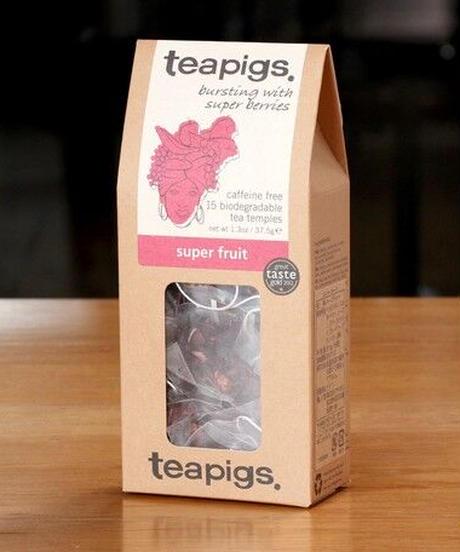 teapigs[ティーピッグス]スーパーフルーツティー(ノンカフェイン)