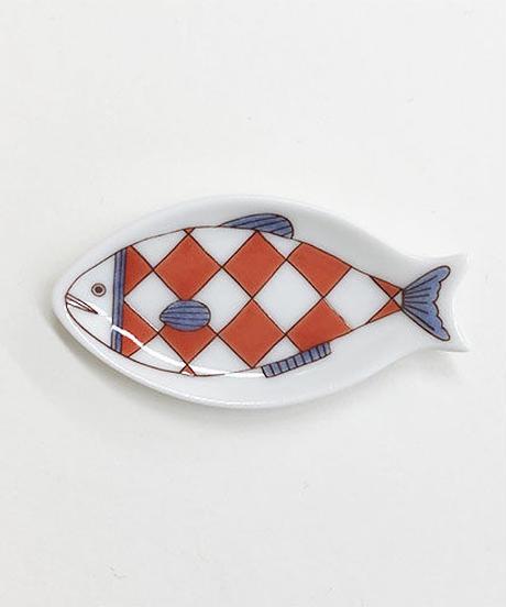 ハレクタニ箸置き豆皿