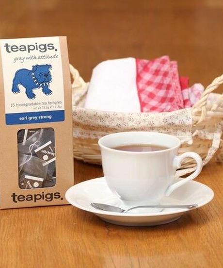 teapigs[ティーピッグス] 紅茶 アールグレイストロング