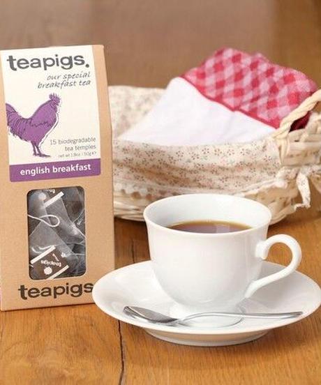 teapigs[ティーピッグス] 紅茶 イングリッシュブレックファスト