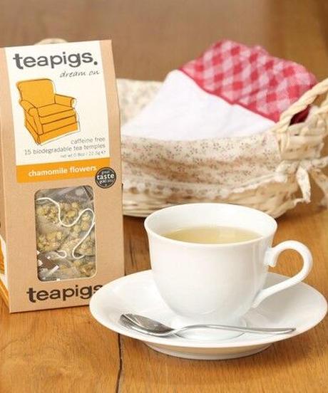 teapigs[ティーピッグス]カモミールフラワーティー(ノンカフェイン)
