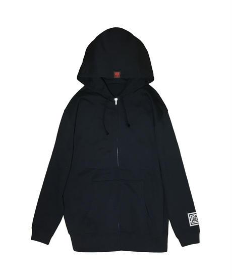 【遼】フルジップパーカー
