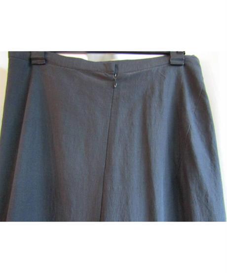 Y's yohji yamamoto 裾デザインフレアスカート YS-2