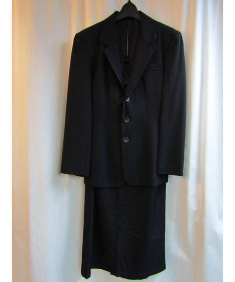 オールド Y's yohji yamamoto femme タイトスカートセットアップスーツ