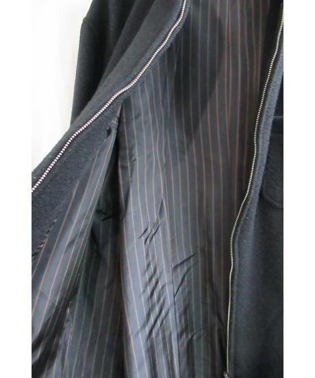 90's Y's for men yoyamamoto vintage フード付きスイングトップハーフコート MW-C05-115