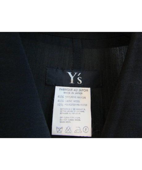 90's Y's yohji yamamoto ショートシンプルブラウス