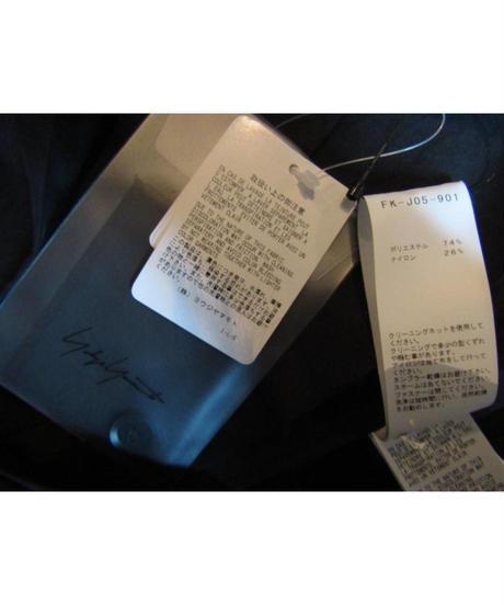 17aw 新品 yohji yamamoto femme プリーツデザインアシメジャケット