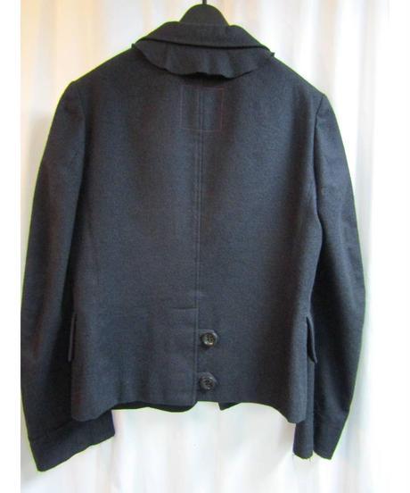 赤ラベル Y's yohji yamamoto フロントデザインジャケット YB-J55-164