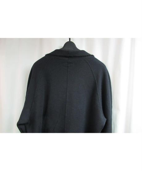 03aw yohji yamamoto pour homme 製品洗い ベルト付きカーディガン HU-T61-178