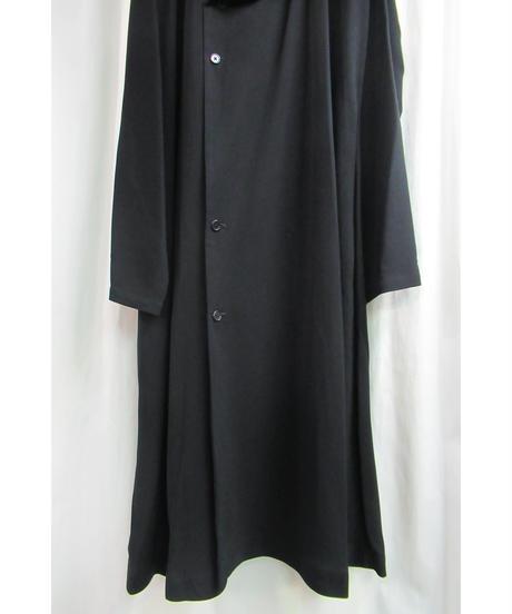 未使用 97ss yohji yamamoto pour homme vintage デザインロングドレス HU-D08-506
