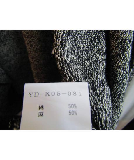 Y's yohji yamamoto ドルマンスリーブニットカーディガン
