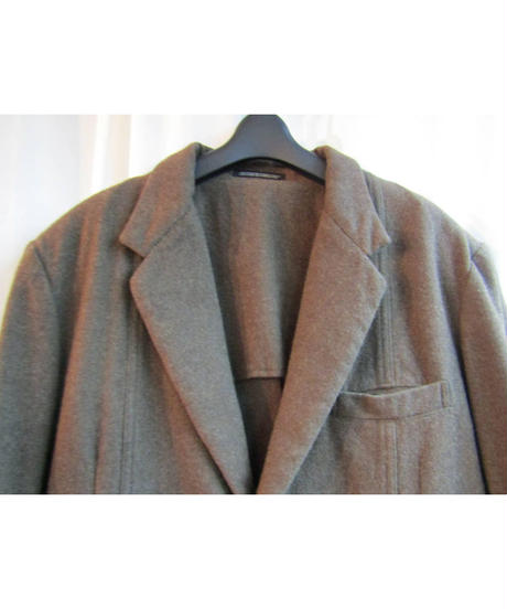 04aw yohji yamamoto pour homme 裾デザインジャケット