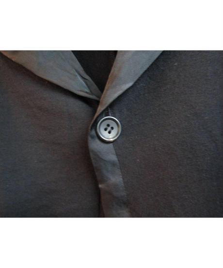Y's yohji yamamoto シンプル 燕尾カットソージャケット YF-J23-004