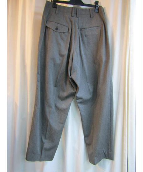 95ss yohji yamamoto pour homme vintage グレー 3つ釦セットアップ HB-J21-124