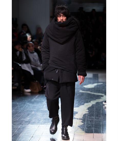 16aw yohji yamamoto pour homme ベルトデザインブーツ