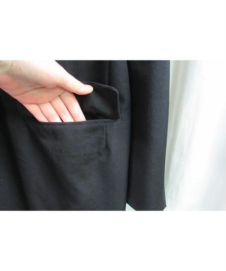 16aw yohji yamamoto pour homme rieギャバ刺繍ジャケット HR-J22-130