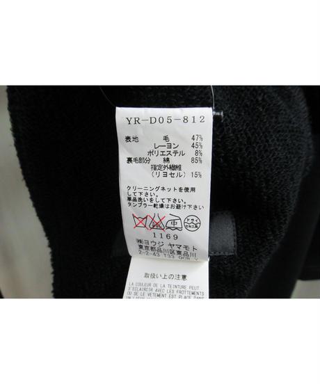 Y's yohji yamamoto レイヤードデザインワンピース YR-D05-812