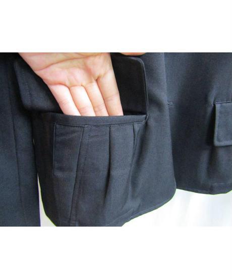 オールド Y's yohji yamamoto femme アイレットデザインボタンジャケット
